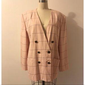 Clueless 90s Pink Blazer / Cher Halloween Costume